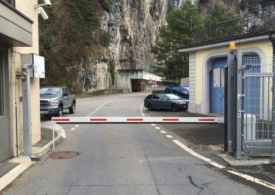 Schranke Swiss Army Schattdorf