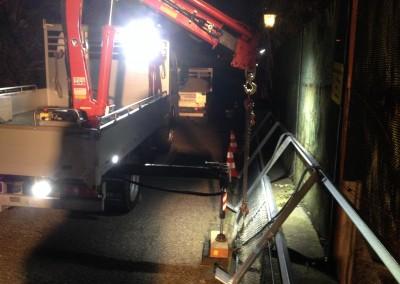 Absturzsicherung in Duggingen